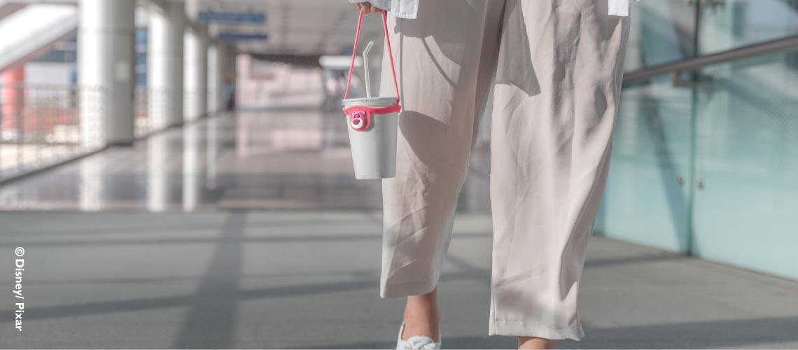 咖啡也能裝的飲料提袋