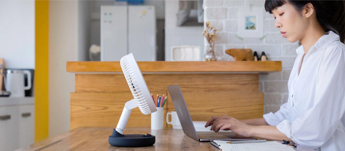 USB Desk Fan 桌上型USB風扇